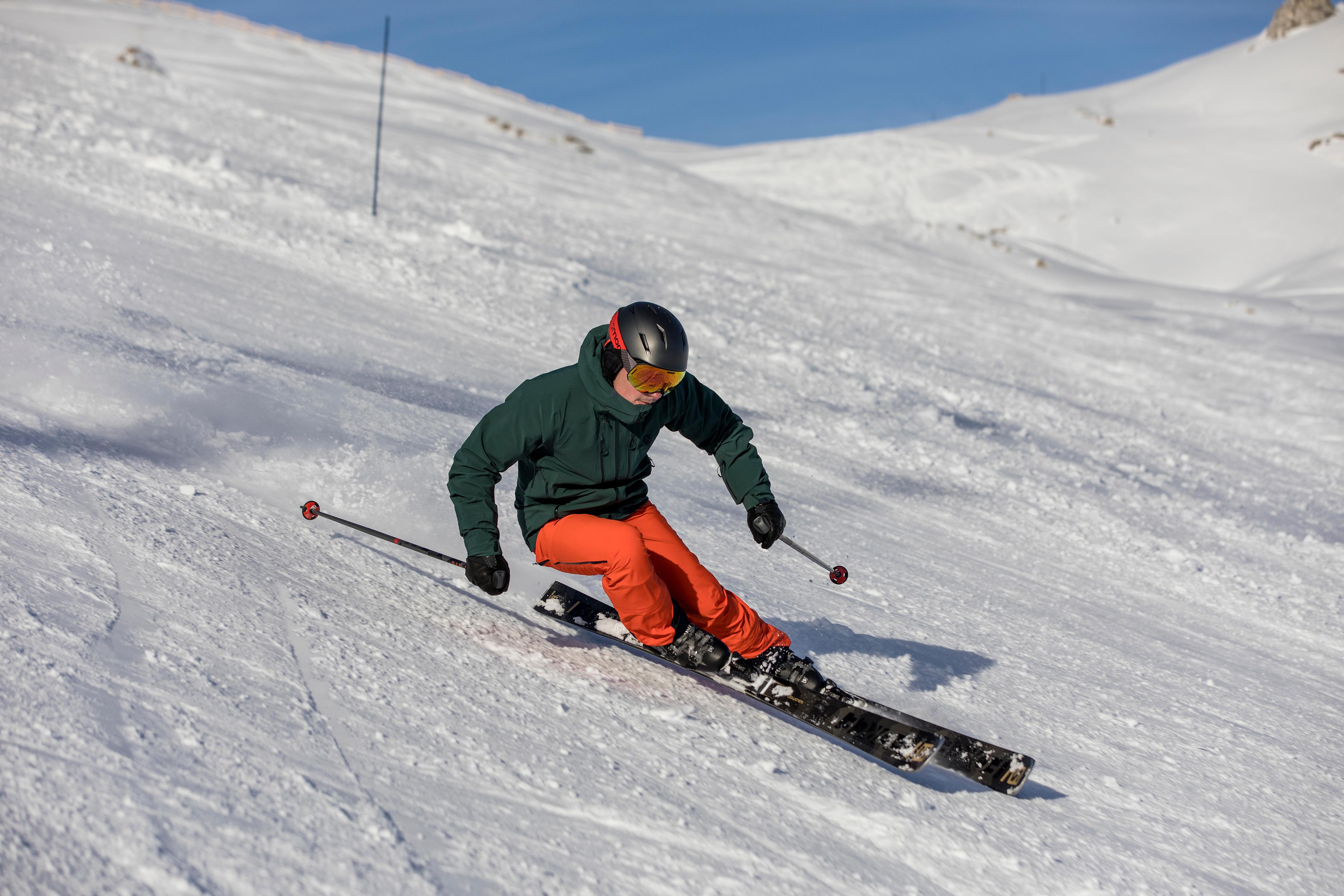 Der neue Skischuh SPro von Salomon |