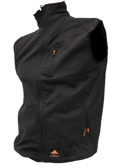 FIRE-SOFTVEST von Alpenheat / Bild: Alpenheat