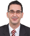 Frederico Fereirra, Sales-Manager bei ABUS