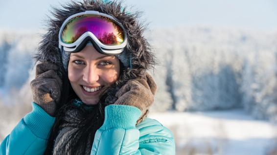 skifahren frauen