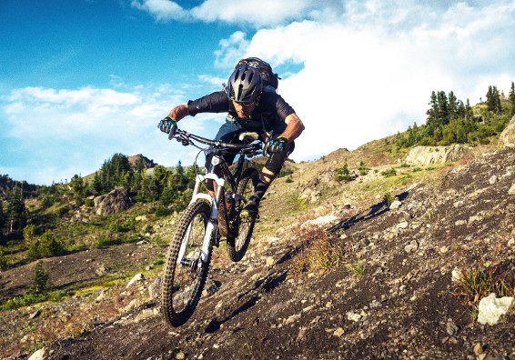 Enduro-Bike / Bild: Trek Bikes