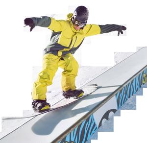 Snowboard+Tricks