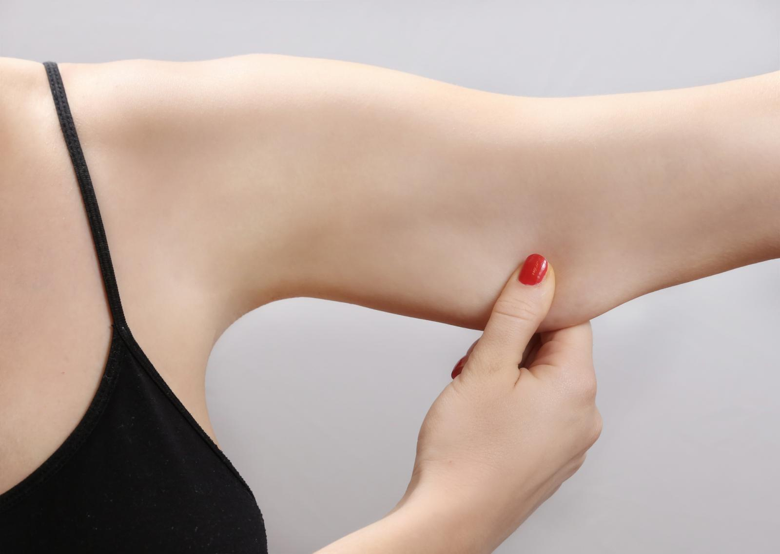 Haut abnehmen überschüssige nach Adipositas