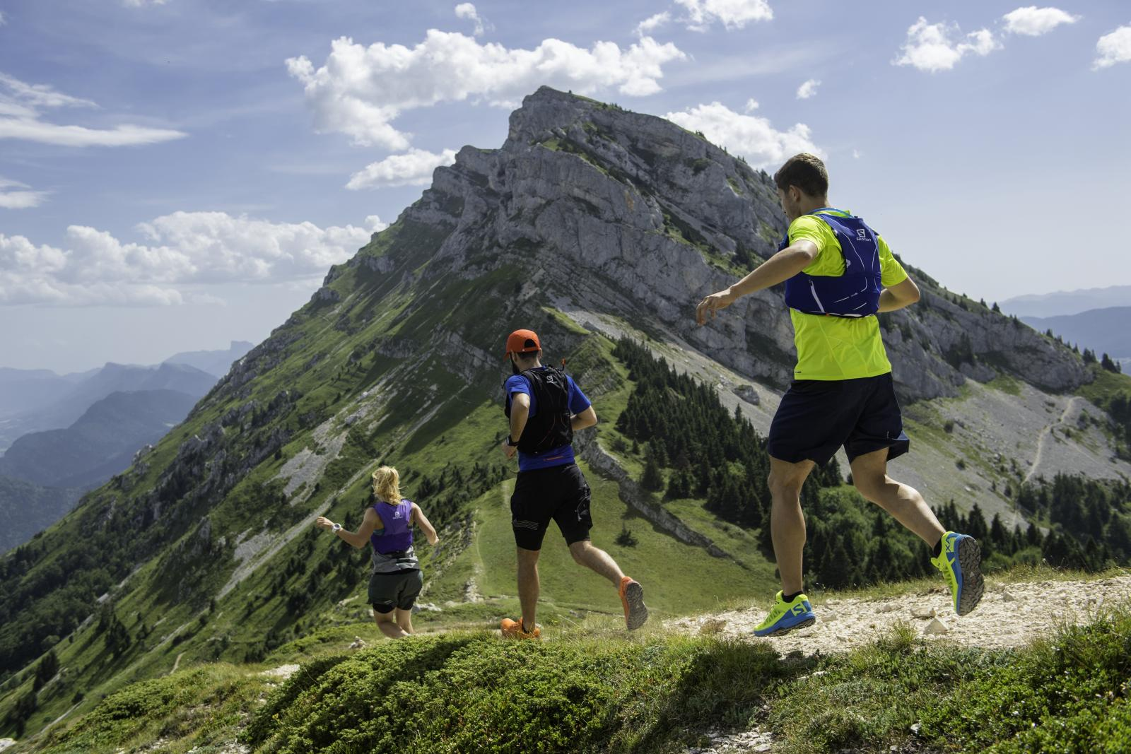 Start der Salomon Trail Running Workshops: Bist du dabei
