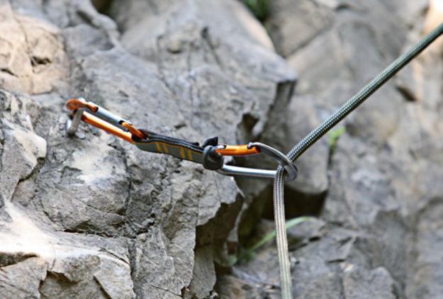Klettergurt Aus Seil Machen : Anseilen bitte kletterschule teil sportaktiv