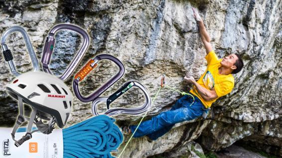 Kletterausrüstung Prüfen : Materialcheck so machst du deine kletterausrüstung fit für den