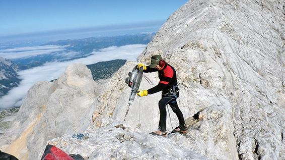 Klettersteig Johann : Klettersteige sky walk klettersteig km bergwelten
