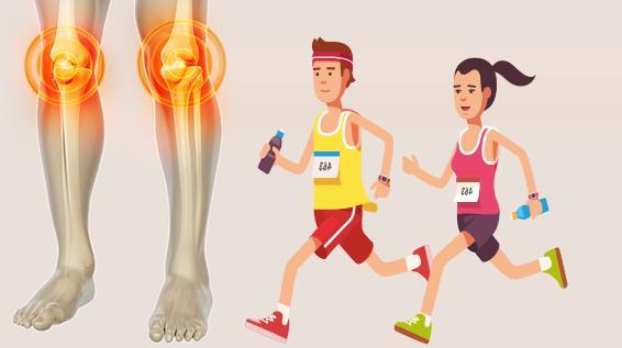Knieschmerzen beim Joggen: Ursachen, Symptome & Behandlung