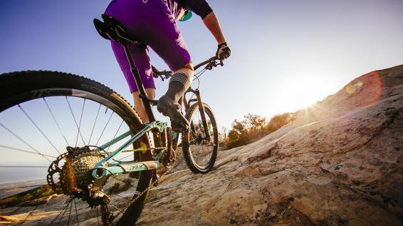 Technikcheck: Darum ist das Lady-Mountainbike wie geschaffen für die ...