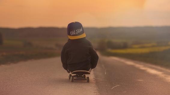 Alle An Board: Was Das Skateboard Zum Perfekten Sportgerät Für Kinder Macht  .