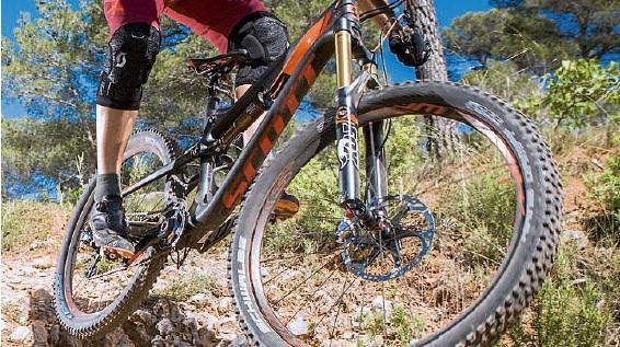Mountainbike reifen laufrichtung