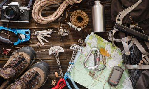 Wander Und Kletterausrüstung : Wandern klettern sportaktiv