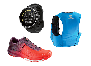 Salomon Testpaket