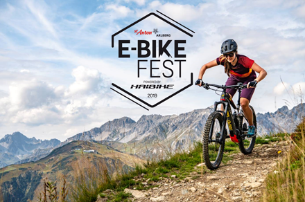 E-BIKE FEST St. Anton powered by Haibike