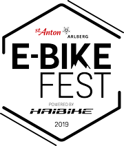 E-Bike Fest in St. Anton am Arlberg - Logo