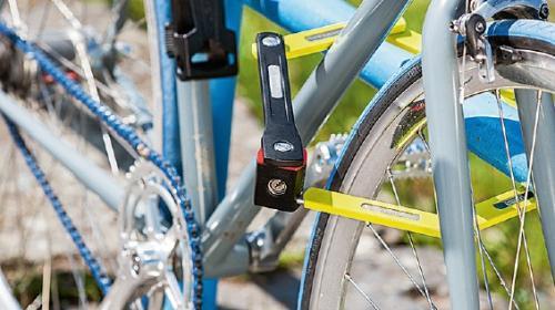 Fahrraddiebstahl: Profi Biker holte sich sein Rad zurück