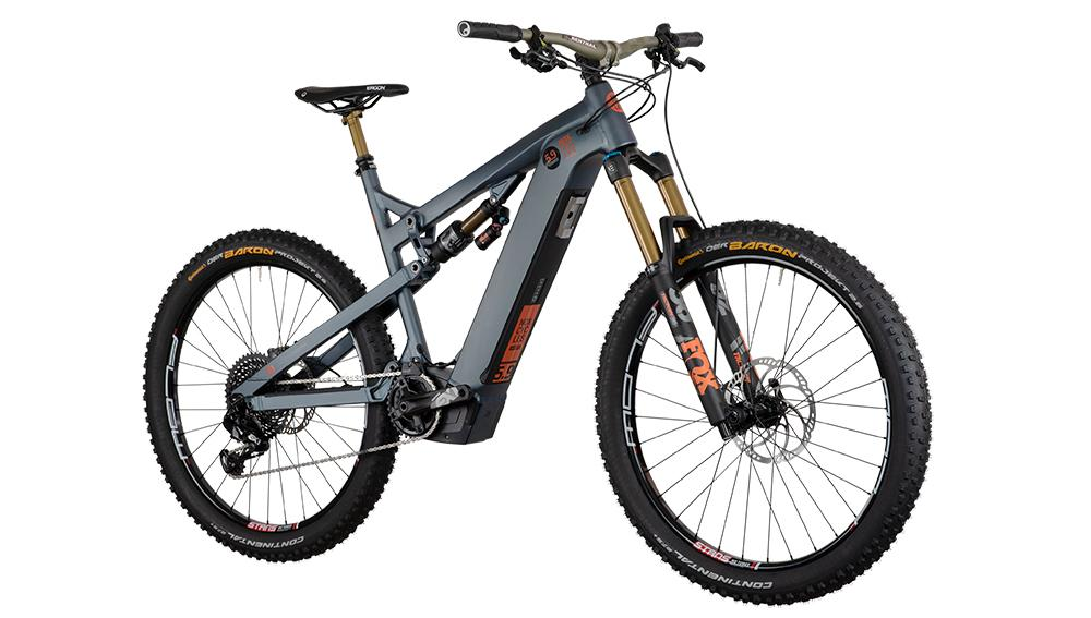 Hybrid All-Mountain 5.9 Pro von NOX Cycles