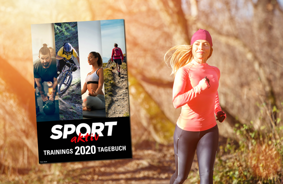 SPORTaktiv Trainingstagebuch 2020