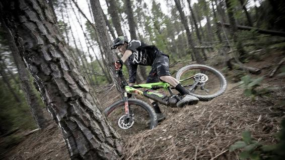 E Genius Plus Action / Bild: Bike Scott Sports