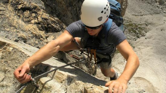 Y Set Klettersteig : Die wichtigsten benimm regeln für den klettersteig