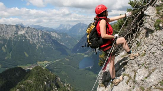 Klettersteig Y : Die 15 wichtigsten benimm regeln für den klettersteig sportaktiv.com