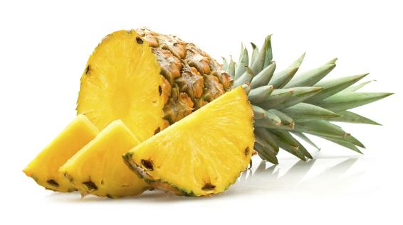 Post-Workout Food: Ananas / Bild: iStock / Viktar