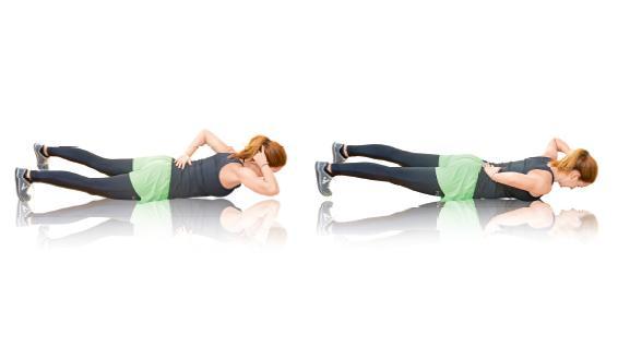 Die 4 besten Übungen gegen Rückenschmerzen - SPORTaktiv.com