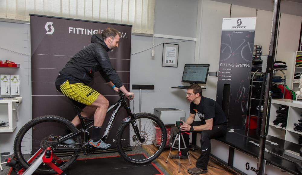Bikefitting Sportaktiv