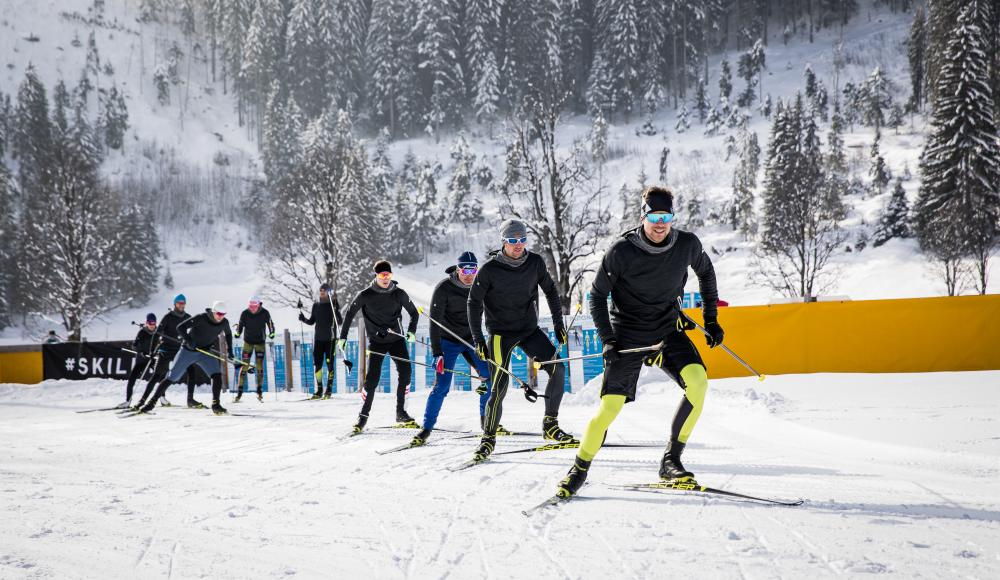 Skiletics Training