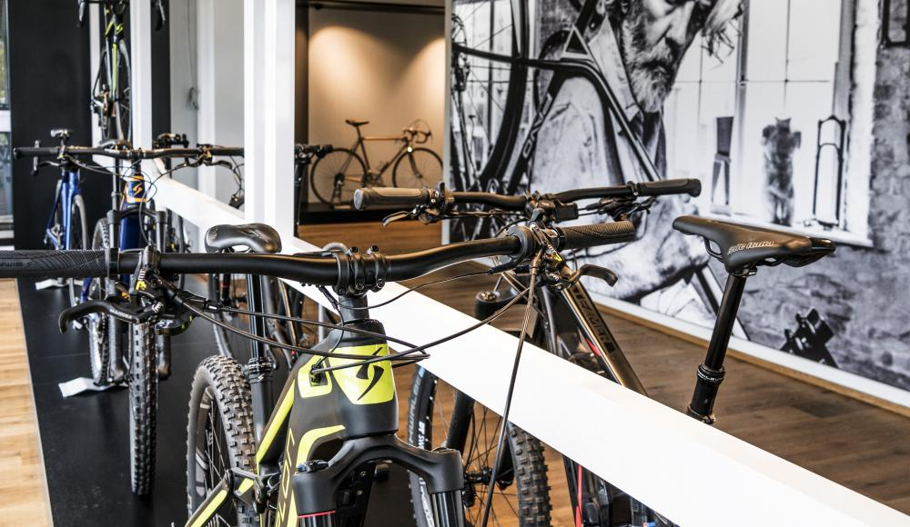 Showroom Simplon
