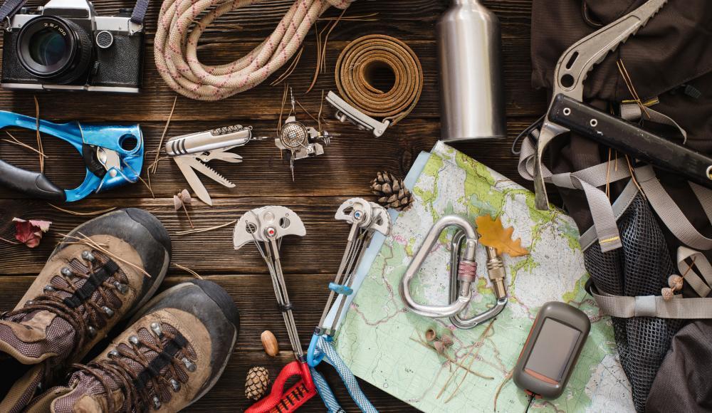 Klettersteig Bandschlinge : Packliste fürs klettern hochtouren und den klettersteig
