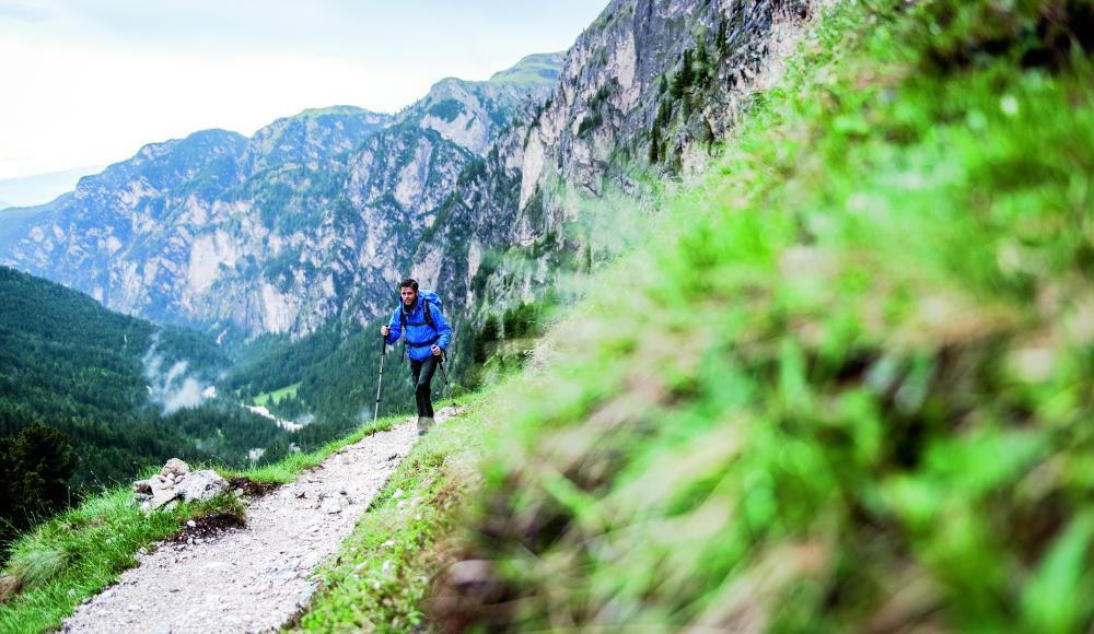 09a42fae1bb521 Schnelle Lust  Speed-Hiking als Bergsport-Nische