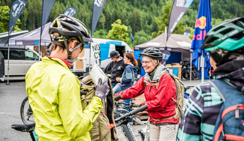 E-Bike-Camp St.Anton