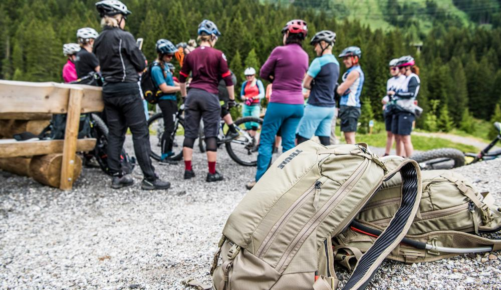 E-MTB-Women-Camp St. Anton
