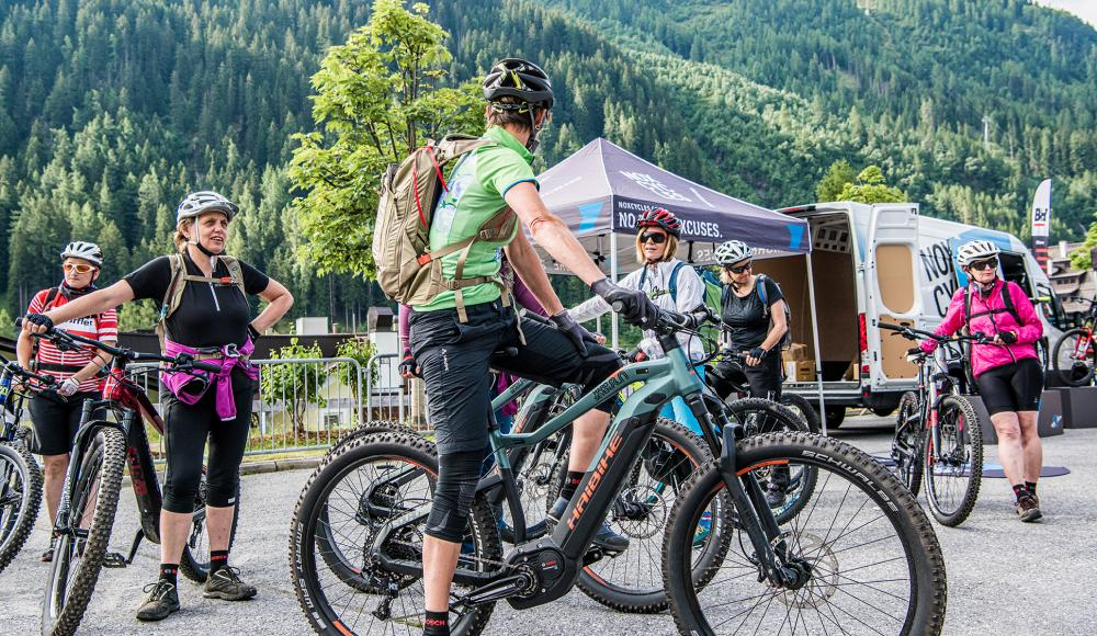 Bike Women Camp St.Anton