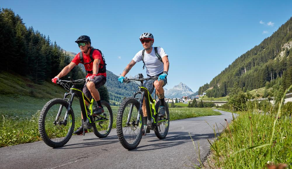 E-Bike WM in Ischgl