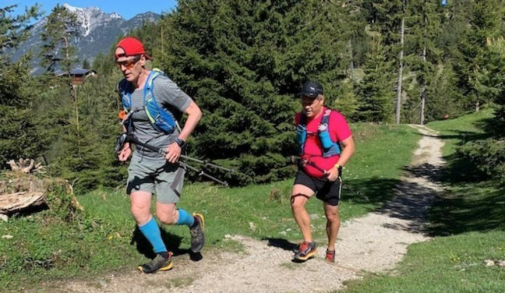 Trail Running Trilogy 2020