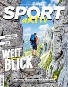 SPORTaktiv Magazin April 2019