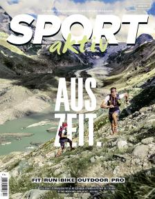 SPORTaktiv Magazin August/September 2019