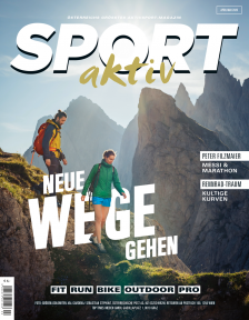 SPORTaktiv Magazin April 2020