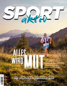 SPORTaktiv Magazin August/September 2020