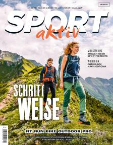 SPORTaktiv Magazin April/Mai 2021