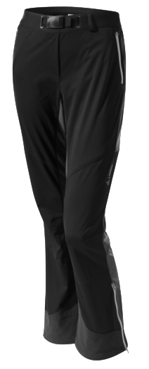 Tourenhose WS Softshell light Mix für Damen von Löffler