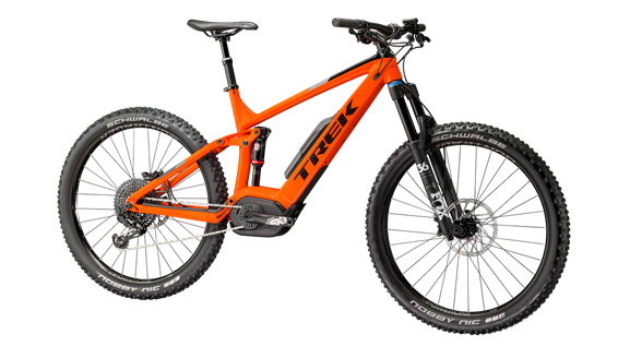 Powerfly FS 9 LT / Bild: Trek Bikes