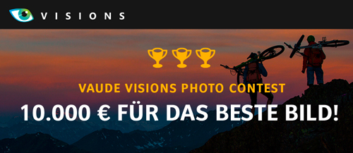 Vaude Visions Photo Contest