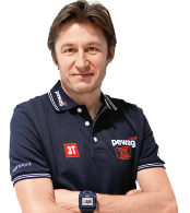 Werner Leitner, Teammanager des PEWAG Racing Teams