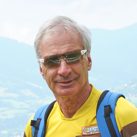 Wenn das Hobby zum Beruf wird: Sportschulbesitzer Wolfgang Krainer lebt seinen Traum / Bild: - wolfgang-krainer-portrait